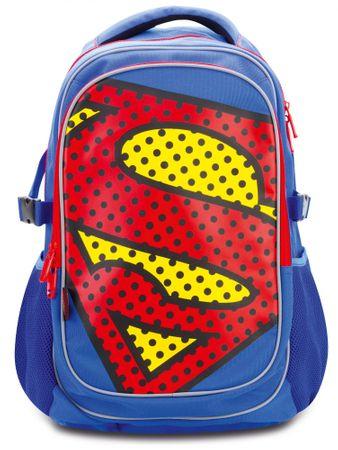 BAAGL Superman Iskolatáska