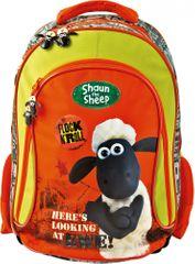 BAAGL Iskolai hátizsák Bárányka Shaun nagy