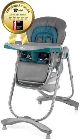 G-mini Krzesełko do karmienia Mambo, Lazulit