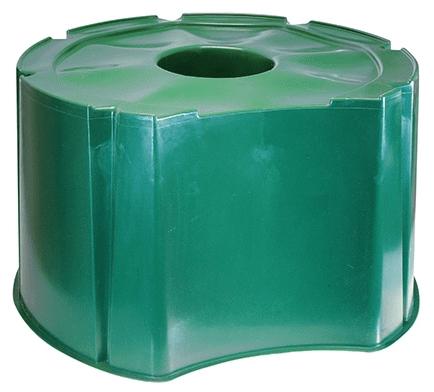 M.A.T. Group Podstavec pod sud kulatý na dešť.vodu 200l, 300l, v.38cm PH