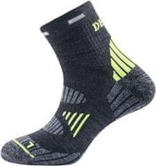 Devold skarpetki sportowe Devold Energy Ankel Sock Dark Grey