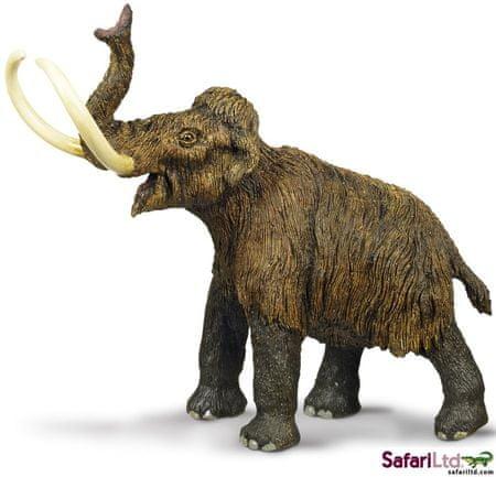 Safari Ltd. Gyapjas mamut
