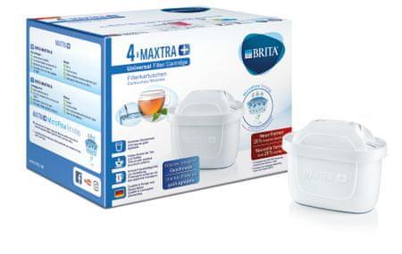 Brita MaxtraPlus filter za vodo, 4 kosi