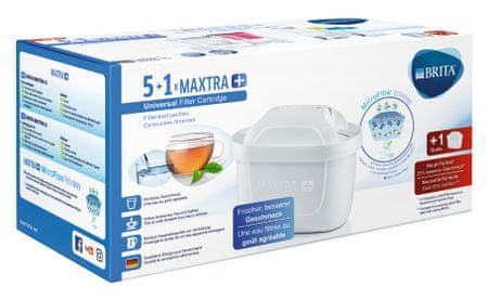 Brita MaxtraPlus filter za vodo, 6 kosov (5+1)