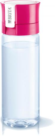 Brita steklenica Fill & Go Vital, 0,6 l, roza