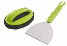 Outdoorchef Tisztító készlet ( rozsdamentes acél grillező lemezhez)