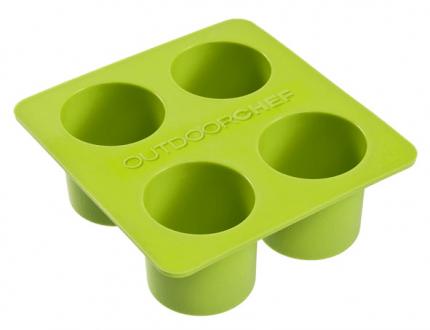 Outdoorchef Malá silikonová forma na muffiny