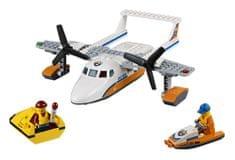 LEGO City Coast Guard 60164 Tengeri mentőrepülőgép