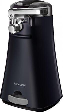 SENCOR elektryczny otwieracz do puszek SMO 6601
