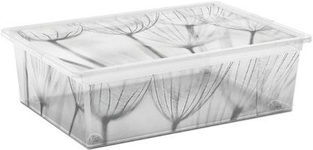 Kis škatla za shranjevanje C-Box Nature, L, 27 l