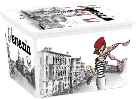 Kis C-Box Viva Italia Cube 27 l