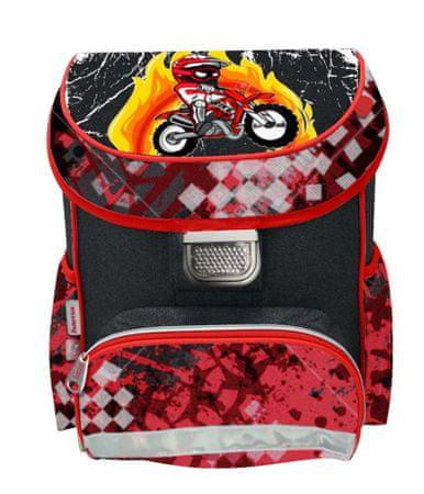 Hama Iskolatáska az első osztályosoknak, Motorkerékpár