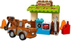 LEGO DUPLO® Cars 10856 Šlepova šupa