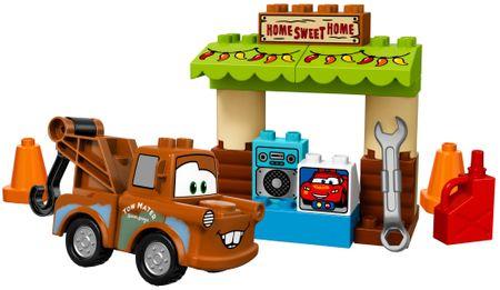 LEGO DUPLO® Cars 10856 Burákova garáž