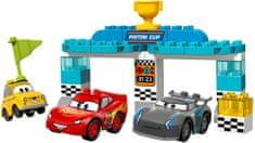 LEGO DUPLO® Cars 10857 Wyścig o złoty tłok