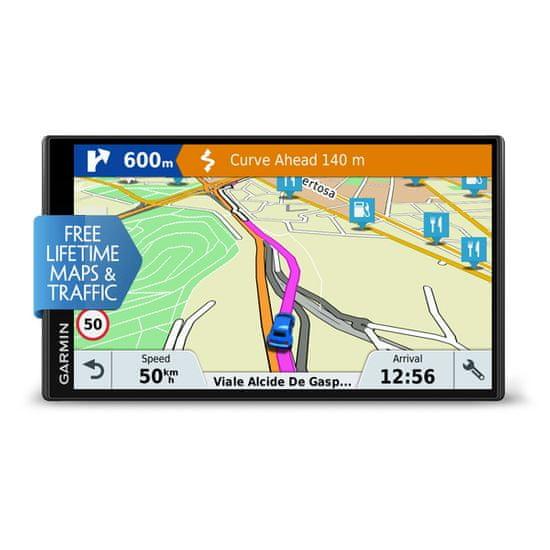 Garmin drive smart 61 europe lmt-d
