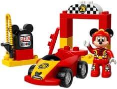 LEGO DUPLO Disney 10843 Mikijev dirkalni avto