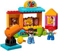 LEGO DUPLO Town 10839 Strelišče