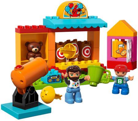 LEGO DUPLO® Town 10839 Strzelnica