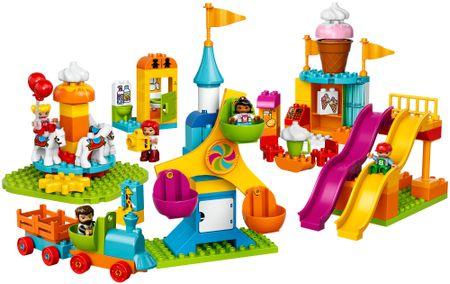 LEGO DUPLO® Town 10840 Duże Wesołe Miasteczko