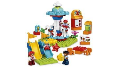 Lego Duplo Town 10841 Wesołe Miasteczko Mallpl