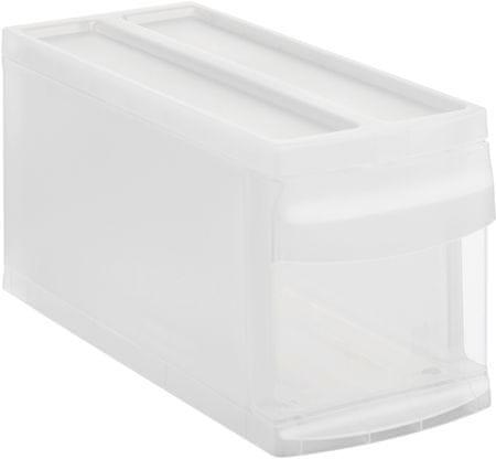 Rotho Tárolódoboz Systemix S, fehér