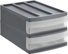 Rotho kutija za pohranu Systemix Duo, M
