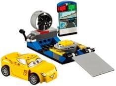 LEGO Juniors 10731 Závodný simulátor Cruz Ramirezovej