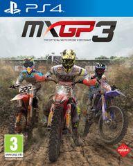 Namco Bandai Games MXGP 3 PS4
