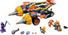 LEGO NEXO KNIGHTS™ 70354 Axl dübörgéskeltője