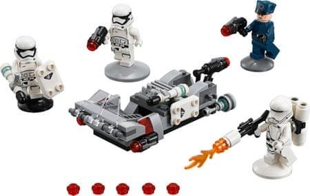 LEGO Star Wars™ TM 75166 Első rendi szállító versenygép harci csomag