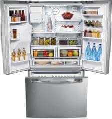 SAMSUNG RFG23UERS1/XEO Amerikai hűtő + 10 éves garancia a kompresszorra