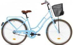 Capriolo gradski bicikl CTB Picnic 26''HT, plavo bijeli