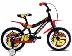 Capriolo otroško kolo BMX Kid 16'', rdeče