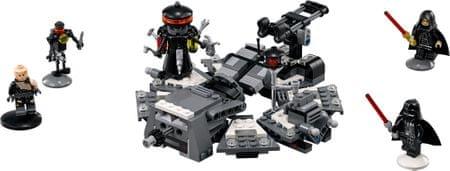 LEGO Star Wars 75183 Transformacija Darth Vaderja