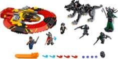 LEGO Super Heroes 76084 Poslednja bitka v Asgardu