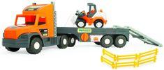 Wader Auto Super Tech Truck s nakladačom