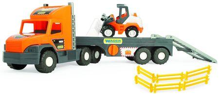 Wader Auto Super Tech Truck Kamion és dömper