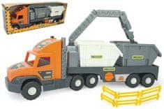 Wader Auto Super Tech Truck kontajner