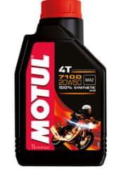 Motul olje 4T 7100 20W50, 1 l