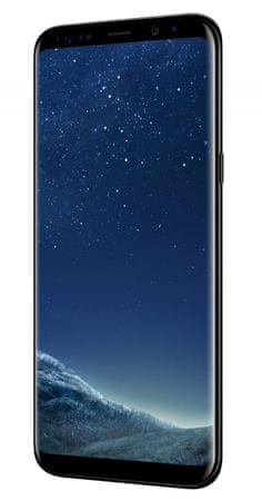 Samsung Galaxy S8+ (plus), Midnight Black - zánovní