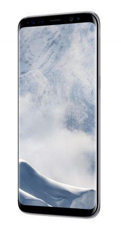 SAMSUNG Galaxy S8, Arctic Silver