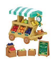 Sylvanian Families Mobilny sklep z owocami i warzywami