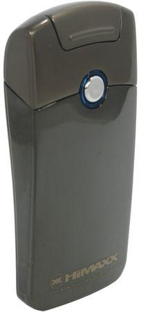 HIMAXX Elektrický zapaľovač Spark Black USB