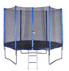 Spartan trampolin z zaščitno mrežo, 305 cm + lestev - Odprta embalaža