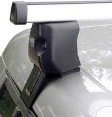 Diheng bagażnik dachowy na relingi dla Škoda Rapid Spaceback z zamkiem