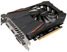 Gigabyte grafična kartica Radeon RX 550, 2GB GDDR5