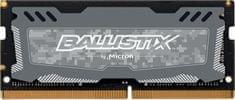 Crucial memorija (RAM) Ballistix Sport LT 4 GB DDR4-2666, SODIMM (BLS4G4S26BFSD)
