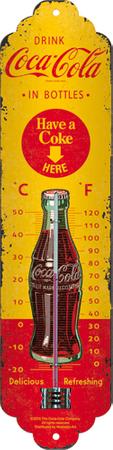 Postershop Teplomer Coca-Cola