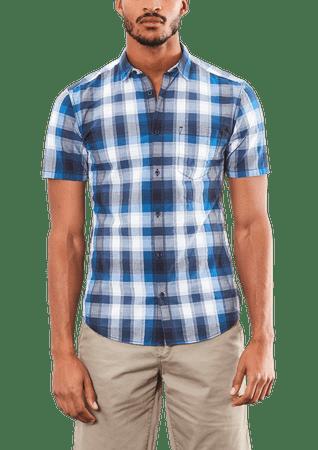 20a2fba73f67 s.Oliver pánská košile L modrá - Alternatívy